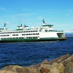 The Edmonds/Kingston Ferry - 2-19-2013