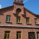 Verla Groundwood Mill Museum in Kouvola