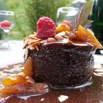Sticky toffee pud!
