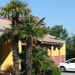 Reception Hotel et Camping