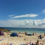 porthgwidden beach July 2013