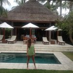 Our beautiful Villa!