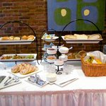 Continental Breakfast Buffet