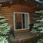 Park's Edge Log Cabins Foto