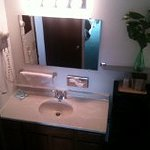 Newly Remodeled Room Vanities & Bathrooms
