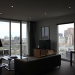 Photo de Adina Apartment Hotel Melbourne, Flinders Street