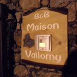 B&B Maison Vallomyの写真
