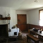 Colonial kitchen #1