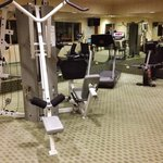 HI Express Fort Bragg: Fitness Room
