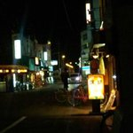tsukamoto - night town around hotel oaks
