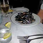 All you can eat mussels!