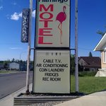 Foto de Cardston Flamingo Motel