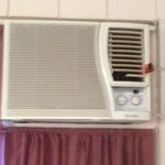the air conditioner