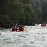 Foto de REO Rafting Resort