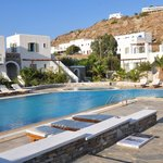 Photo de Yialos Beach Hotel