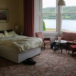 Room with Loch view (No 2)