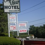 Foto Cape View Motel