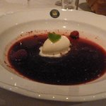 Native Lingonberry Dessert