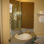 Bathroom configuration good, but most fixtures need replacement