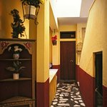 It is a simple hotel but it is a good place for budget travelers.