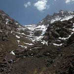 Mount of toubkal