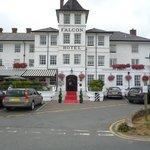 Falcon Hotel, Bude, Cornwall - 27 & 28 July 2013