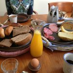 breakfast at De Thuiskamer