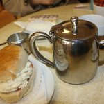 Tea in Bedale, North Yorkshire, England