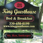 Φωτογραφία: Jeremiah B King Guest House