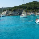 Day trip to Paxos-antipaxos
