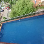 view of pool from 5th floor