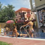Downtown Siem Reap Hostel resmi