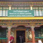 Photo de Library of Tibetan Works and Archives
