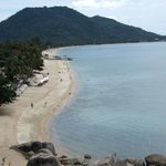 Lamai Beach vom Viewpoint