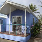 Foto de Tropical Beach Caravan Park