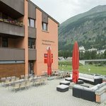 Foto de Pontresina Youth Hostel