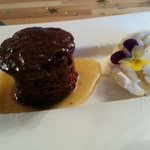 the best sticky toffee pudding ever