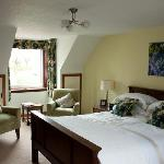 Ben Cleuch Kingsize Double Room