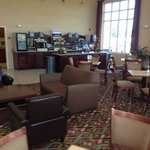 Φωτογραφία: Holiday Inn Express Woodstock / Shenandoah Valley
