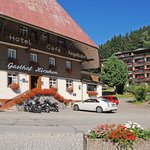 Photo de Hotel Gasthof Hirschen