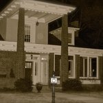 This spooky house is full of fun on our Alpharetta Ghost Tour- HOWLpharetta!