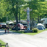 Foto de Indian Creek RV and Camping Resort