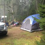 Foto de Gray's Homestead Oceanfront Campground