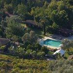 pearl of relaxation in the green hills around Akbel/Kalkan