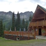 Foto van Island Lake Lodge