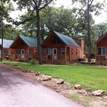 mini lodges