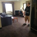 Foto van Holiday Inn Express Mackinaw City