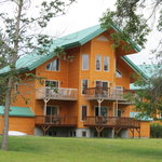 Photo de Chalets & Spa Lac Saint-Jean