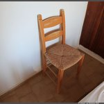 Chair Sofia Rooms Loutro