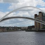 Bridge across the Tyne